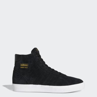 Sapatos Basket Profi Preto Mulher Originals