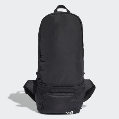 Y-3 Black Y-3 Packable Backpack