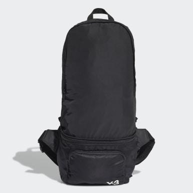 Y-3 Sort Y-3 Packable rygsæk