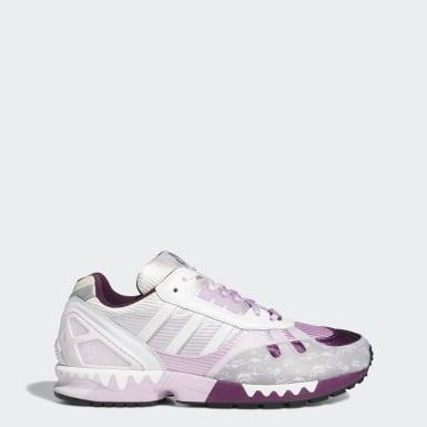 Sapatos ZX 7000 HEYTEA Vermelho Originals