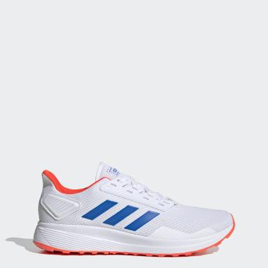 Chaussure Duramo 9 Blanc Hommes Running