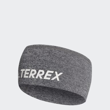 Outdoor Black Terrex Trail Headband