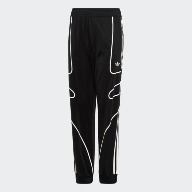 Boys Originals Black Flamestrike Track Pants