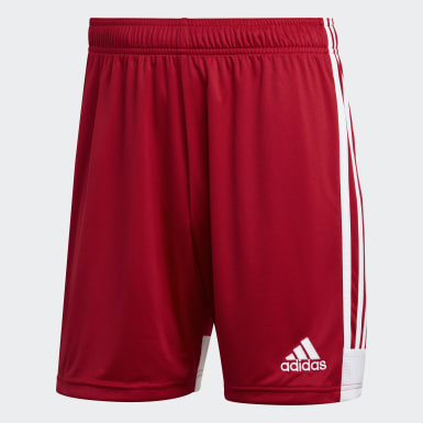 Men Soccer Red Tastigo 19 Shorts