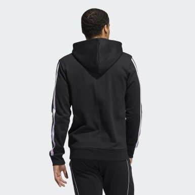 Sudadera con capucha D.O.N. Decorate the Game Negro Hombre Baloncesto