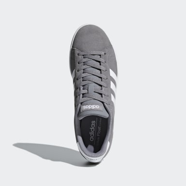 Men Skateboarding Grey Daily 2.0 Shoes