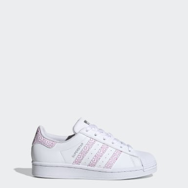 Kids Originals White SUPERSTAR J