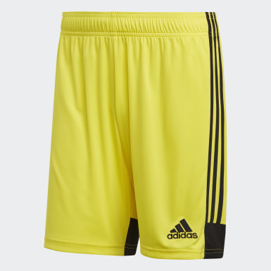 Heren Training Geel Tastigo 19 Short