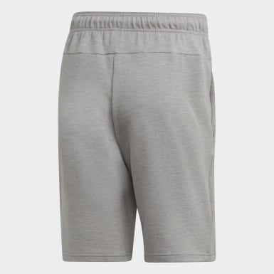 Men Athletics Grey ID Stadium Shorts