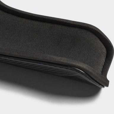Kinderen Voetbal zwart Sock Scheenbeschermer