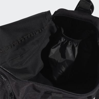 Training Siyah Linear Duffel Çanta