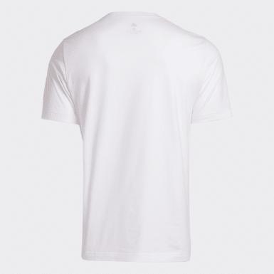 Camiseta SPFC Yokohama Branco Homem Futebol