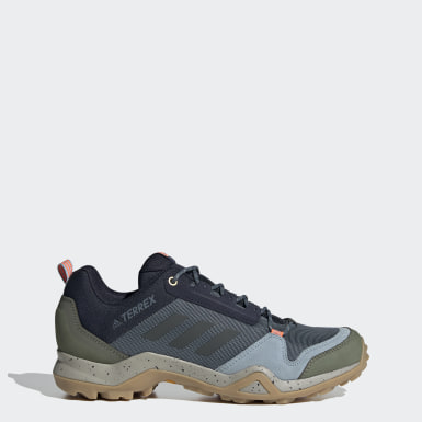 Zapatillas de Senderismo Terrex AX3 Azul Hombre TERREX