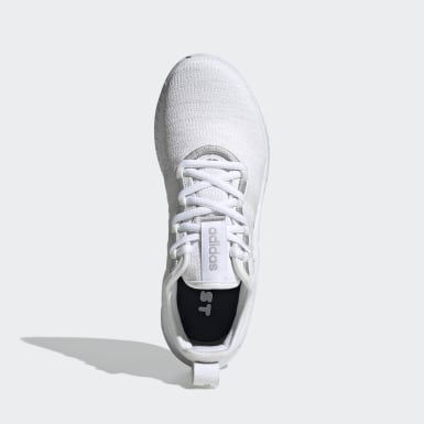 Frauen Walking Kaptir Super Schuh Weiß