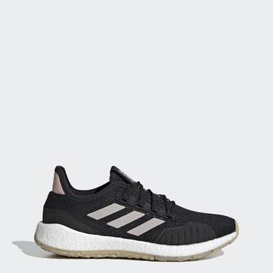 ผู้หญิง วิ่ง สีดำ รองเท้า Pulseboost HD SUMMER.RDY