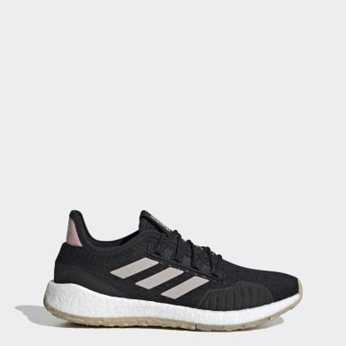 Women Running Black Pulseboost HD SUMMER.RDY Shoes