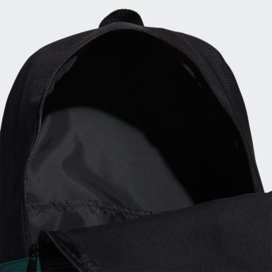 Sport Inspired Black Linear Classic Daily Backpack
