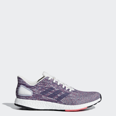 Women's Running White Pureboost DPR Shoes