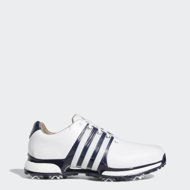 Men Golf White Tour360 XT Wide Shoes