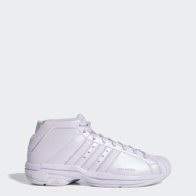 Zapatillas de básquet Pro Model 2G Púrpura Hombre Básquet