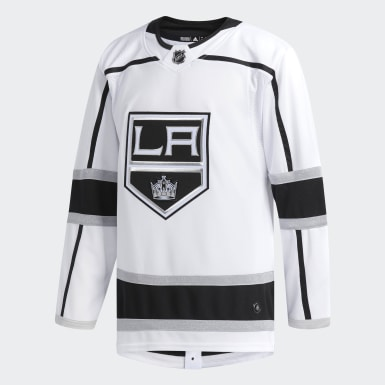 Men's Hockey Multicolor Kings Away Authentic Pro Jersey