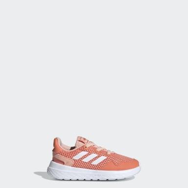 Chaussure Archivo Orange Enfants Running