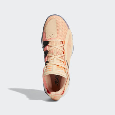 Chaussure Dame 6 International Women's Day orange Basketball