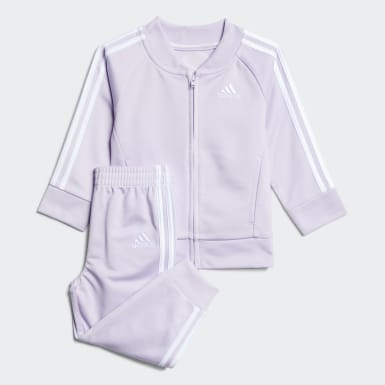 Infant & Toddler Training Purple Classic Tricot Jogger Set
