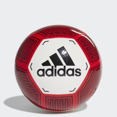 Mænd Fodbold Hvid Starlancer VI bold