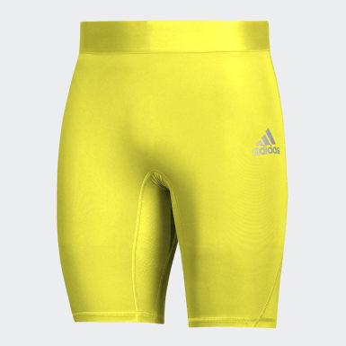 ASK SPRT ST M Amarillo Hombre Fútbol