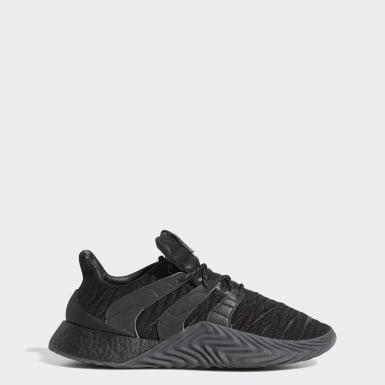 Men Originals Black Pharrell Williams Sobakov 2.0 Shoes