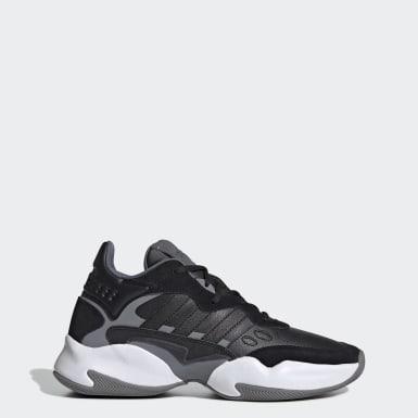 Men Sport Inspired Black Streetspirit 2.0 Shoes