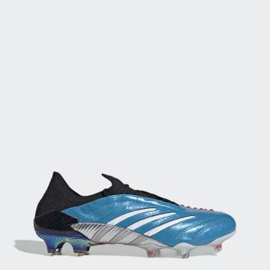 Mænd Fodbold Sort Predator Archive Firm Ground støvler