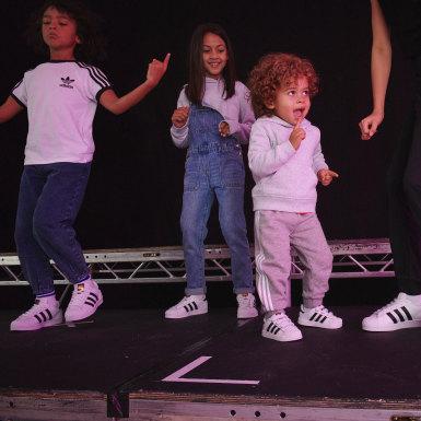 Děti Originals bílá Obuv Superstar