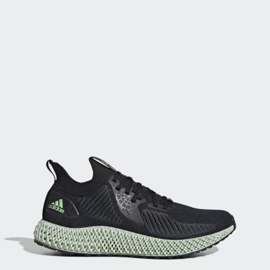 Running Black AlphaEdge 4D Shoe - Star Wars - Death Star