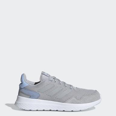 Women Running Grey Archivo Shoes