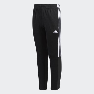 YOUTH MELANGE MESH PANT