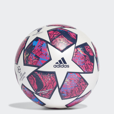 Balón UCL Finale Estambul Society+ (UNISEX) Blanco Fútbol