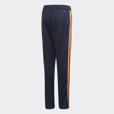 Youth Soccer Blue Tiro 19 Training Pants