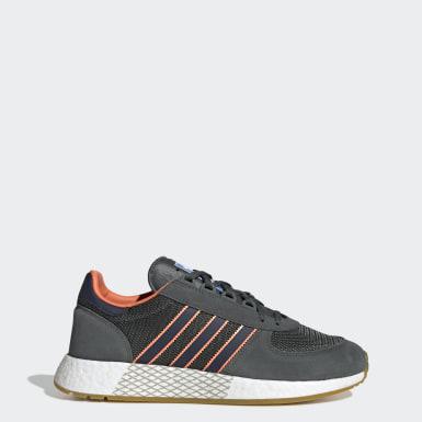Dam Originals Grå Marathon Tech Shoes