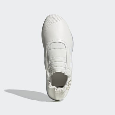 Women's Originals White Taekwondo Shoes