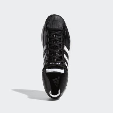 Zapatillas de básquet Pro Model 2G Negro Hombre Basketball