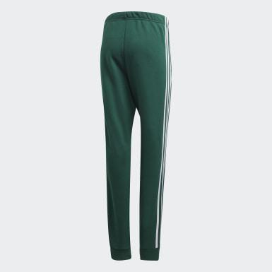 Kvinder Originals Grøn Cuffed træningsbukser