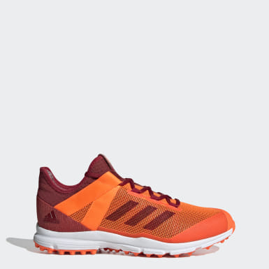 Men Field Hockey Orange Zone Dox Shoes