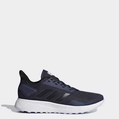 Women Running Blue Duramo 9 Shoes