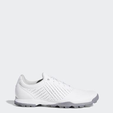 Frauen Golf Adipure SC Schuh Weiß