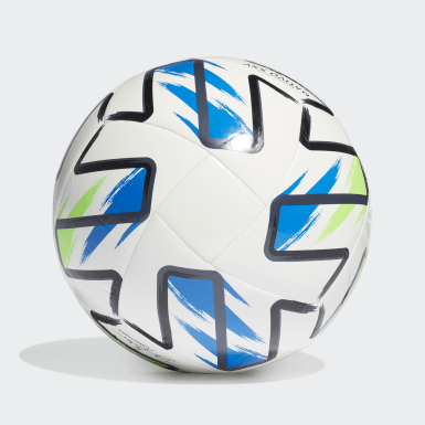 Men's Soccer White MLS Nativo XXV Club Ball