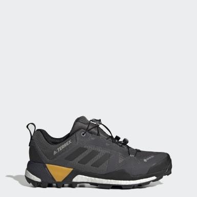 Women TERREX Grey Terrex Skychaser XT GORE-TEX Hiking Shoes