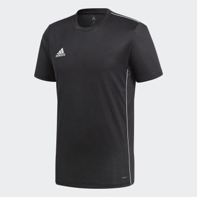 Koszulka treningowa Core 18 Czerń