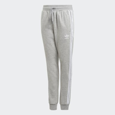 Pantalon 3-Stripes Gris Enfants Originals